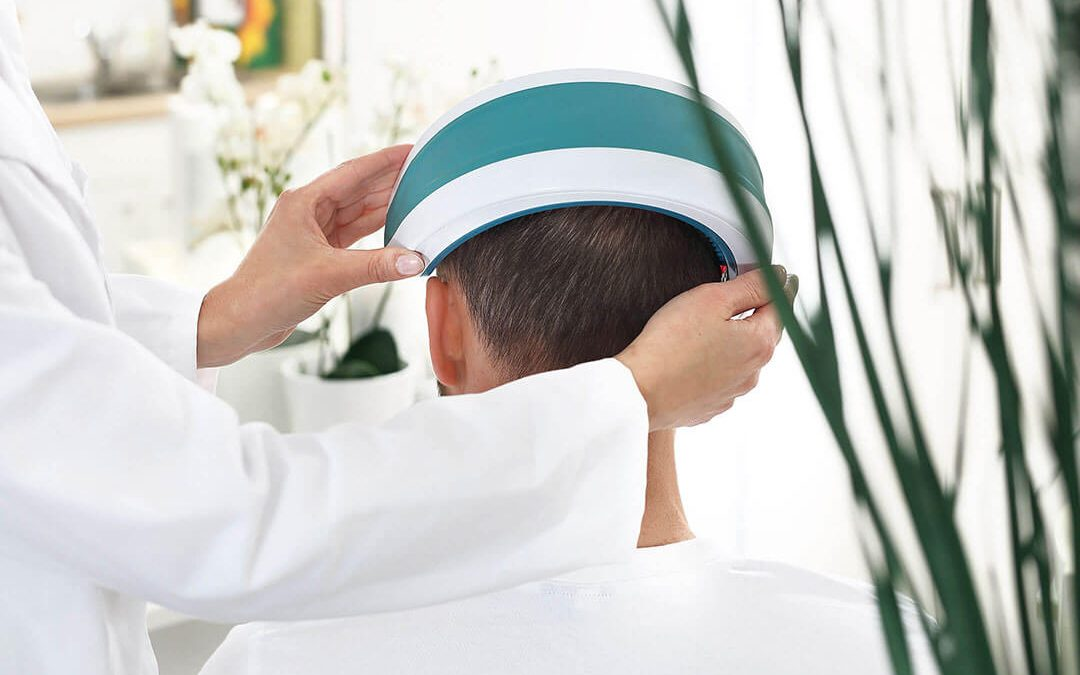 Low level laser therapy can reverse hair loss