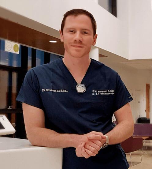 Dr. Edward Cole Miller